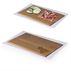 LA Rams enigma cutting board and serving tray
