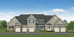 Unique design for age-restricted living in Monroe Township