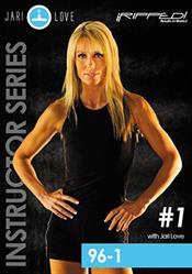 Jari Love, Get RIPPED!, Fitness Instructor, Instructor Certification, Fitness Certification, Ripped,