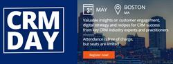 CRM, CRM Day, BPM, Networking, Event, Boston, bpm'online, SFA, Marketing Technology, Contact Center