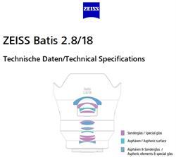 Zeiss Batis 18mm f/2.8 Image