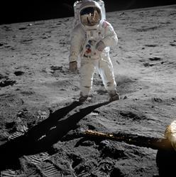 The legendary Buzz Aldrin.