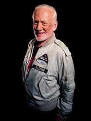 Apollo 11 and Gemini 12 astronaut Buzz Aldrin.