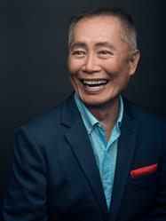 The incomparable George Takei, best known for his role as Sulu in Star Trek: The Original Series, will host the Apollo 11 Anniversary Gala with Buzz Aldrin.