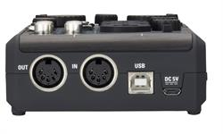 Zoom U-44 Handy 4-In 4-Out Audio Connections