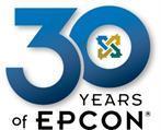 Epcon 30 year anniversary logo