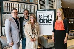 StepONE Program Entrepreneurs
