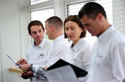 Infiniti, 2016 Infiniti Engineering Academy, Renault Sport Formula One Team