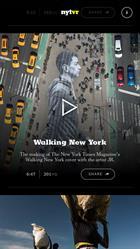 New York Times NYTVR App
