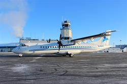 Summit Aviation's ATR-72