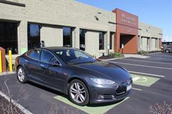 Tesla Electric Car Charging Stations Vanderbilt Financial Group