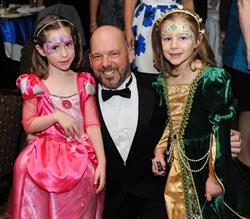 The Princess Ball Host Stu Jeffries
