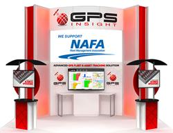 GPS Insight Booth #619 at NAFA 2016