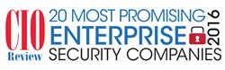 Linoma Software Recognized Among 20 Most Promising Enterprise Security Companies for 2016