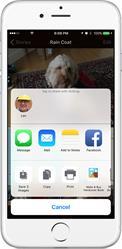 Timebox 4.0 Sharing Screen