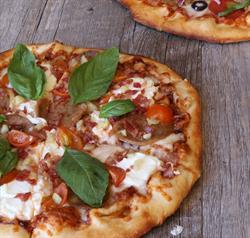 PizzaRev Double Dough