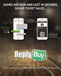 ReplyBuy, the messaging based solution that has changed the way fans engage with their favorite brands.