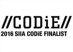 Avangate Named Finalist Twice in the 2016 CODiE Awards