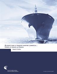 Accidents dans le transport maritime commercial : Cerner les risques au Canada - Rapport d'atelier