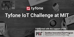 Tyfone Internet Of Things Security Challenge at MIT