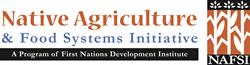 Native Agriculture and Food Systems Initiative