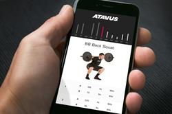 ATAVUS Volt iphone app