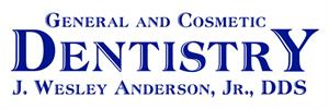 J. Wesley Anderson, Jr., DDS