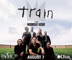 Train / Midnight Hour Perform Live at the OC Fair August 7