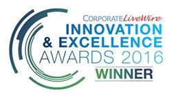 Corporate Livewire Award Logo