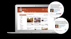 Hearsay Social Enterprise Platform