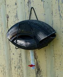 An ovillanta hanging on a wall. Photo credit: Daniel Pinelo