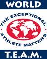 World T.E.A.M. Sports Logo