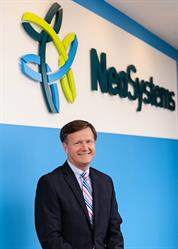 NeoSystems Corp. CEO Michael Tinsley,