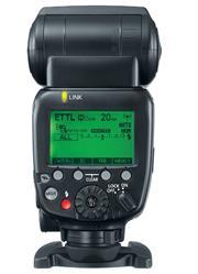Canon Speedlite 600EX II-RT - Display