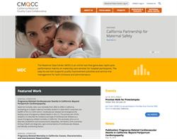 Mobile Responsive Website Design and Development for CMQCC