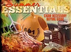 Essential Summer Cigar Accessories