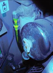 Mining Hydraulic Leak image