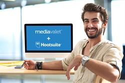MediaValet and Hootsuite integration