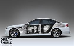 Dream Shield Auto - Bullet Resistant BMW M5