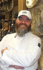 Sholem Potash, President of Culinary Depot