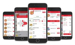 Qwickserve's Mobile Ordering Solution