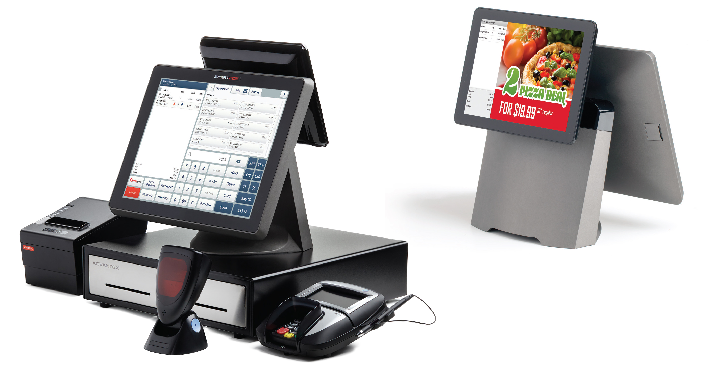 pos machine for restaurant