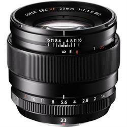 Image: Fujifilm XF 23mm f/1.4 R Lens