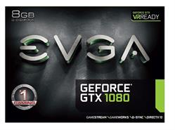 GeForce GTX 1080 GPU Card