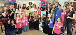 Because I am a Girl, Plan International Canada, Sophie Gregoire Trudeau, Caroline Riseboro