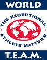 World T.E.A.M. Sports Logo