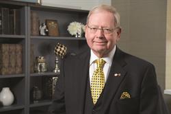 Dr. Jack McLister, President of the Ontario Dental Association, 2016-2017.