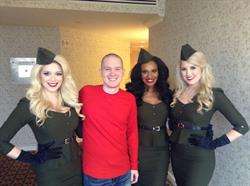Brian Steere and The American Bombshells
