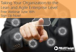 Taking Your Organization to the Lean and Agile Enterprise Level - Registration