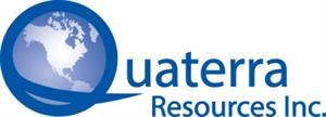 Quaterra Resources Inc.